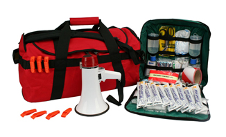 Site Evacuation Kit up to 100 Persons | Business Emergency Kits and Grab Bags - Preparedness beyond Health and Safety | EVAQ8 Ltd Emergency Preparedness - Battlebox-info.co.uk
